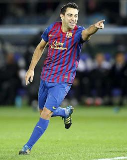 Xavi es el mejor creador de juego del mundo (IFFHS)