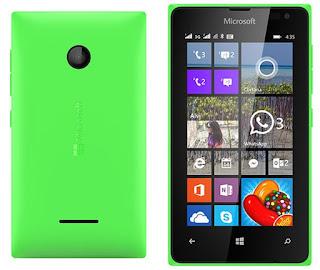 Harga Microsoft Lumia 435 Dual Terbaru