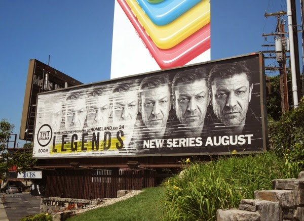Legends series premiere billboard