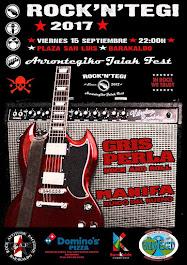 el último concierto: Manifa y Gris Perla