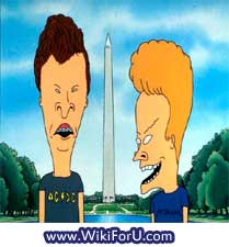 Beavis And Dick Head