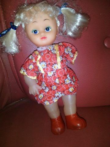 boneka anak