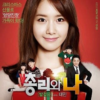 Lirik Lagu: Taemin - Steps (OST Prime Minister and I)