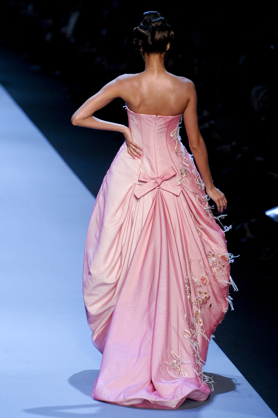 via fashioned by love | John Galliano Christian Dior Couture Spring 2011