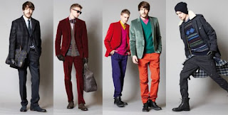 Tendncias de moda masculina outono/inverno 2012 - Fotos - Modelos