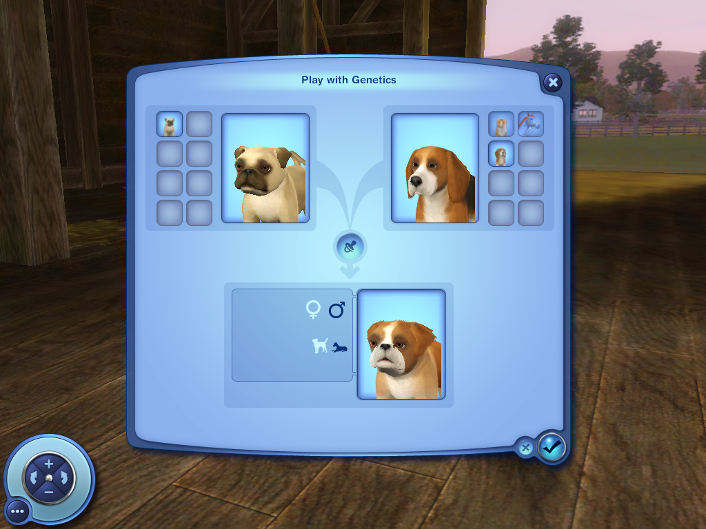 Create a Pet - The Game - Community - The Sims 3