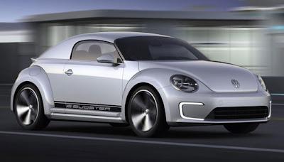Volkswagen pode apresentar Beetle conversível