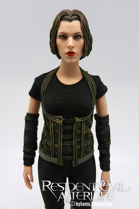 Figure 1//6 SHOTGUN Hot Toys Resident Evil Afterlife 3D ALICE Milla