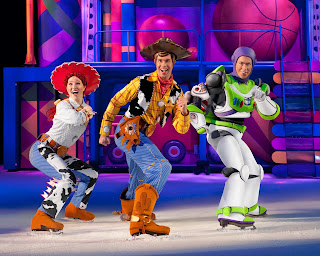 disney, ice skating