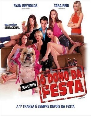 O Dono da Festa Filmes Torrent Download capa