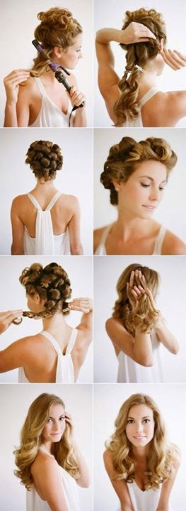 Step by Step Hair Style Turorials