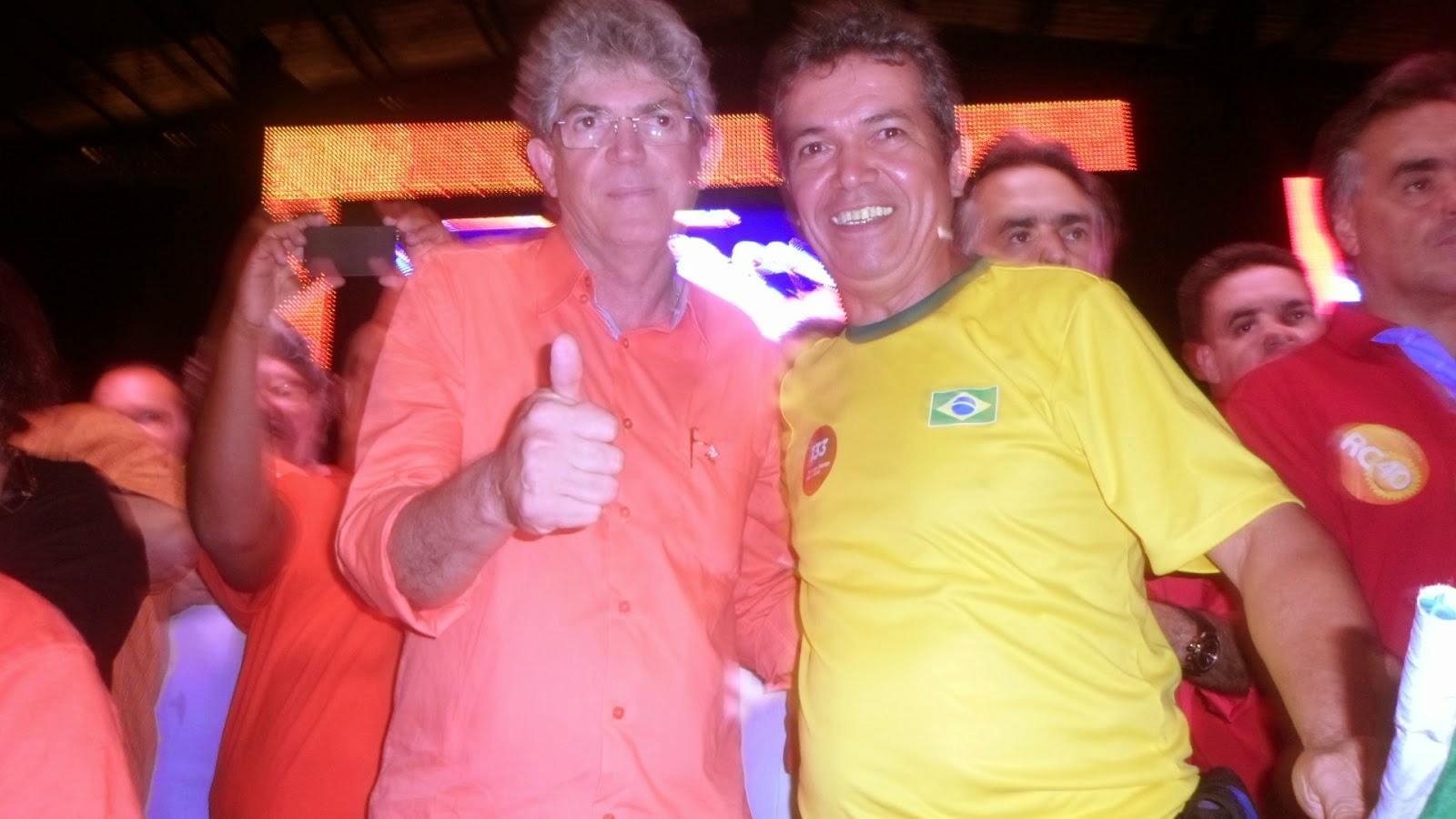 Candidato a Deputado Estadual Professor Rafael da UFCG, PSB 40044. Clique nesta foto e veja mais.
