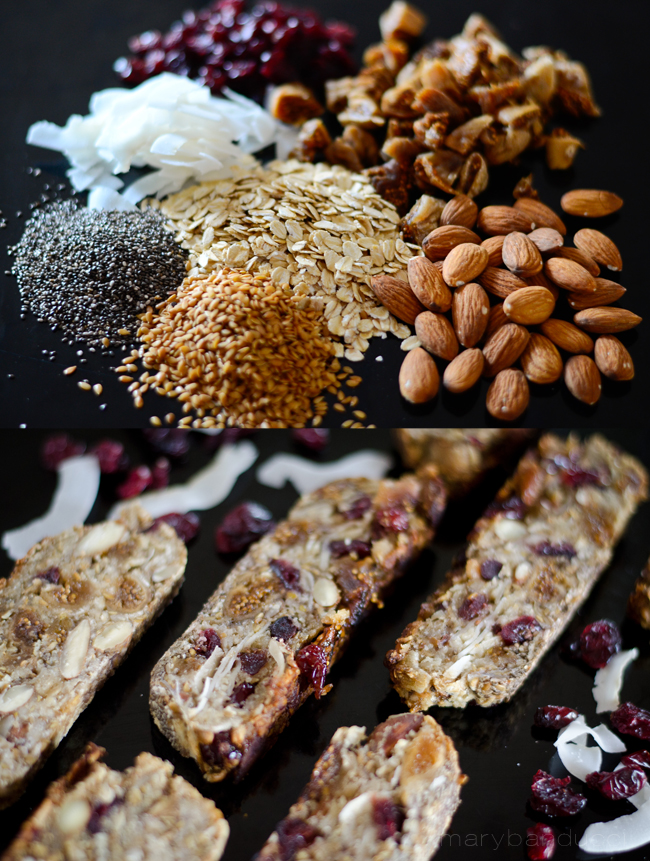 ... Living}: Sprouted Granola Bread (vegan + gluten and leavening free