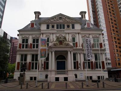 Museo de historia de Rotterdam en Schielandshuis