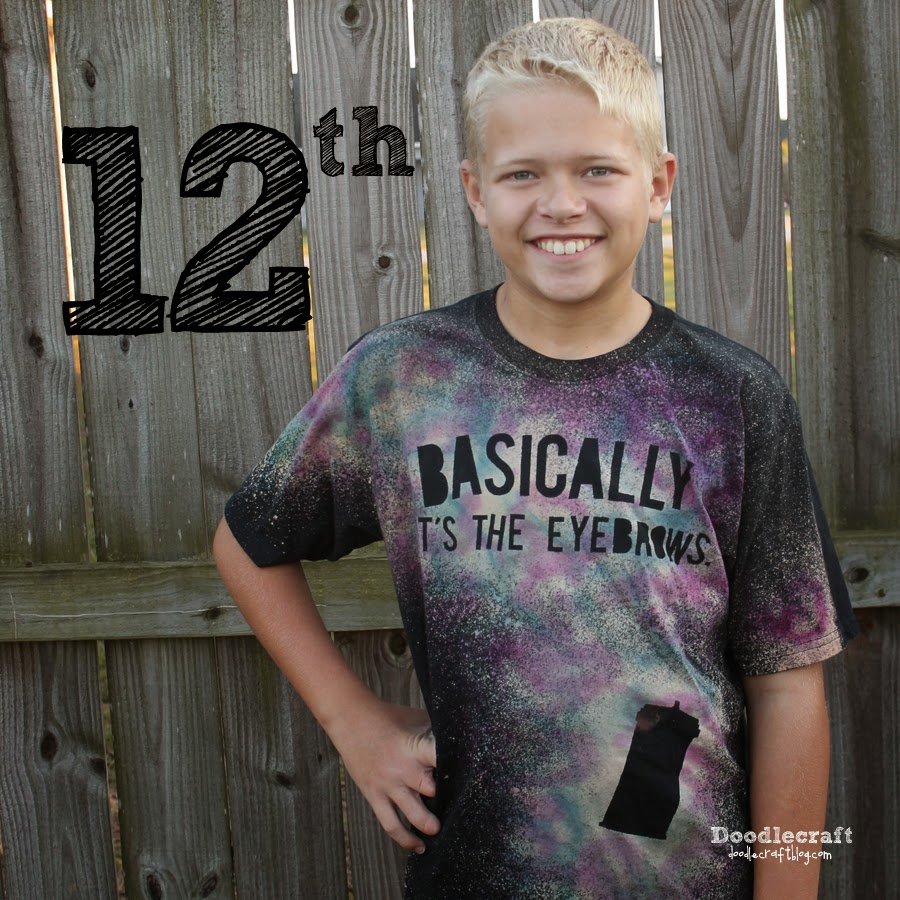 http://www.doodlecraftblog.com/2014/11/peter-capaldi-galaxy-tardis-shirt-12th.html