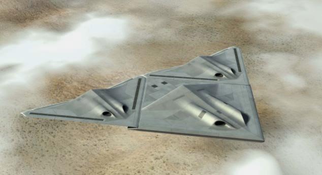 قدرات و ميزات الطائرات الحربية في عام 2040 تعرف عليها الأن !