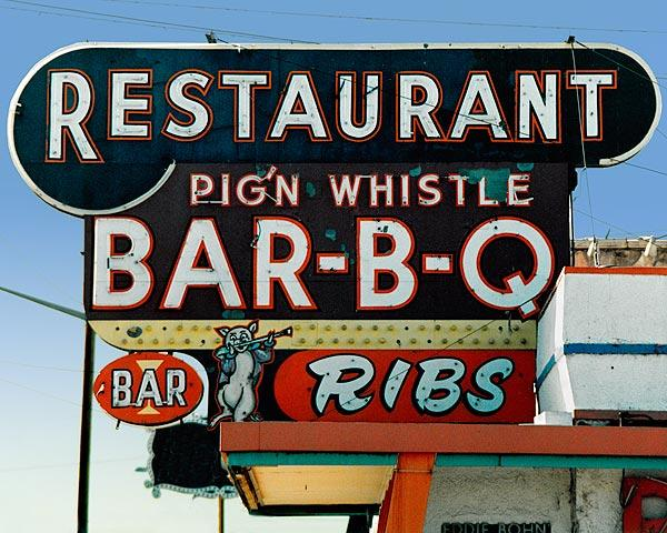 The Pig'N Whistle