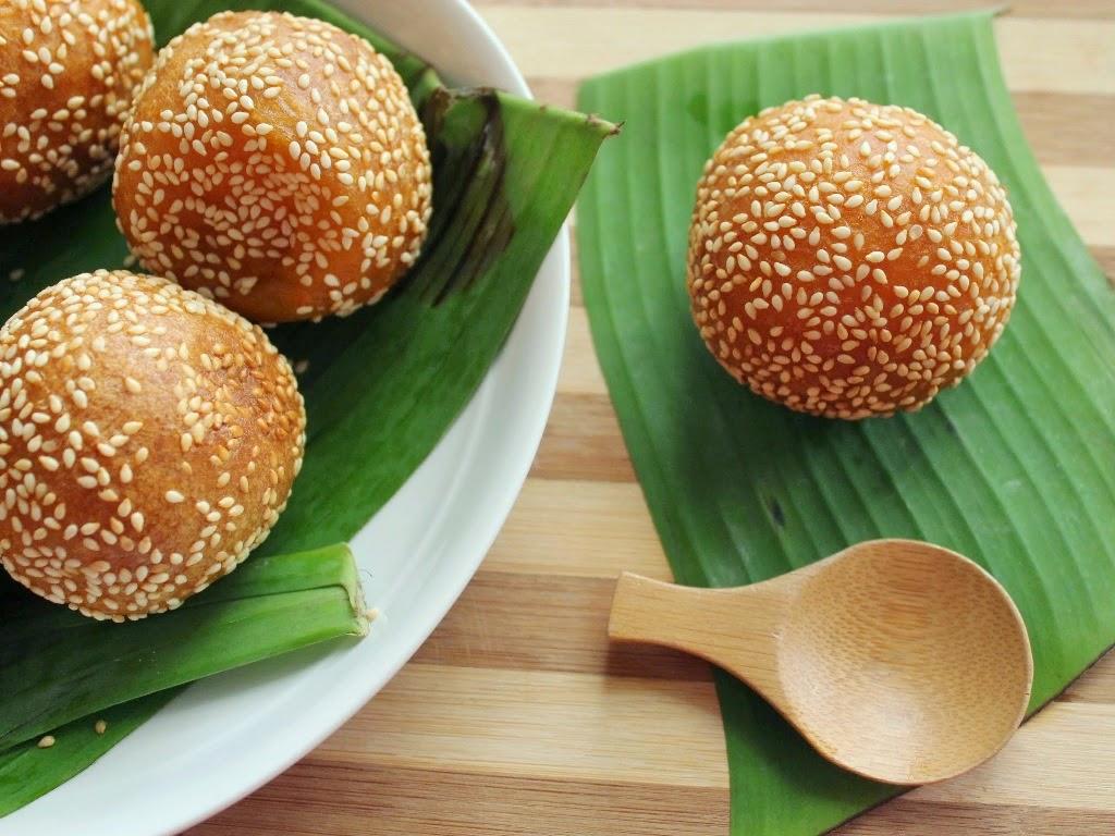 Sesame Seed Balls