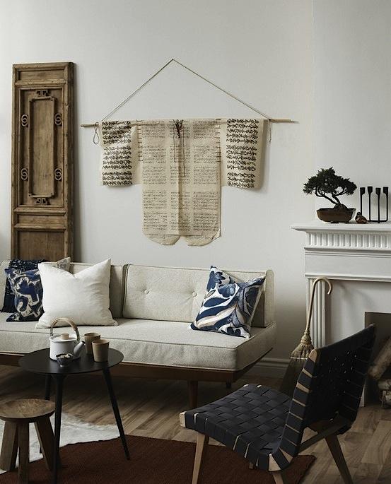 Wabi sabi scandinavia design art and diy shades of for Interior design kurs