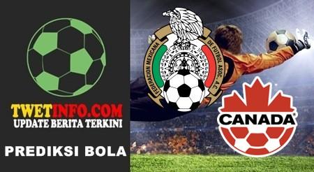Prediksi Mexico U23 vs Canada U23