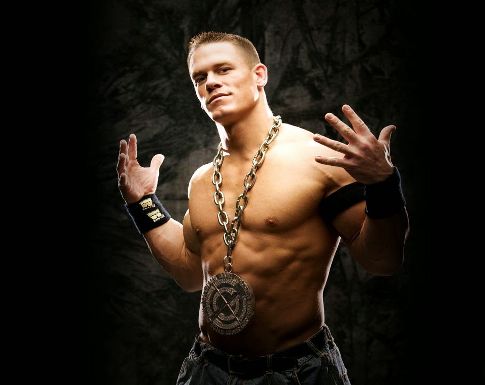 John Cena WWE Wallpaper 2014