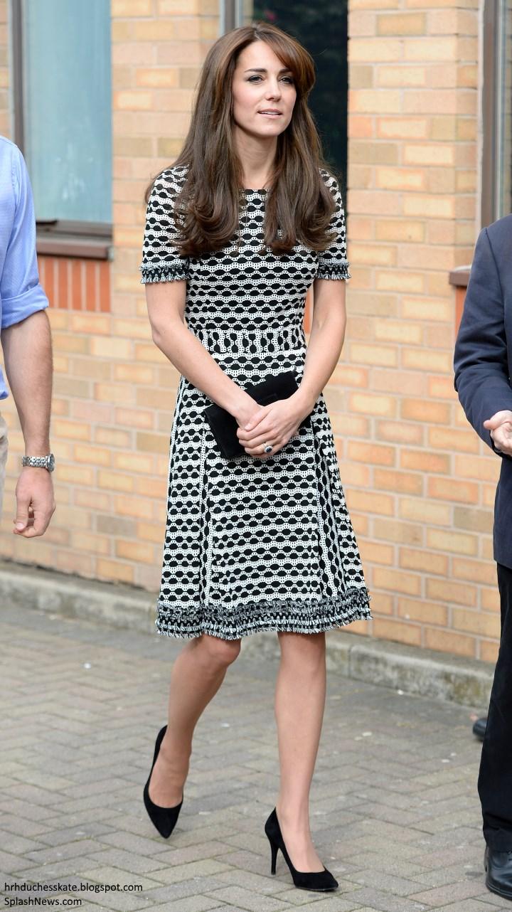 Duchess Kate: The Duke and Duchess of Cambridge Support World Mental ...