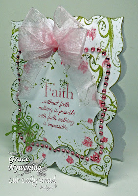 Our Daily Bread Designs, Grace Nywening, Flowering Faith