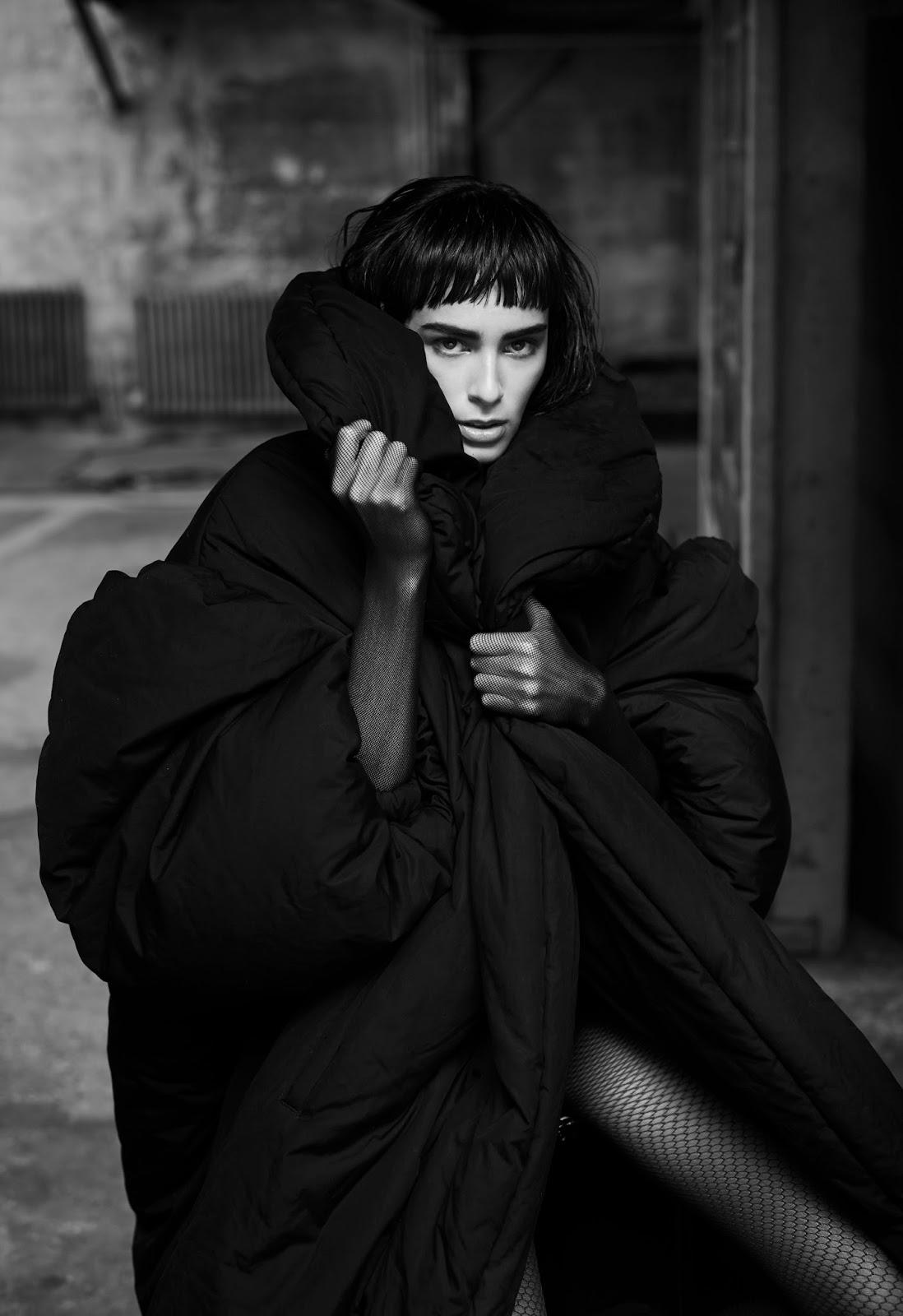 Margaux Brooke in Walk The Dark by Nicolas Guerin for Revs