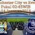 Manchester City vs Everton 14-January-2016