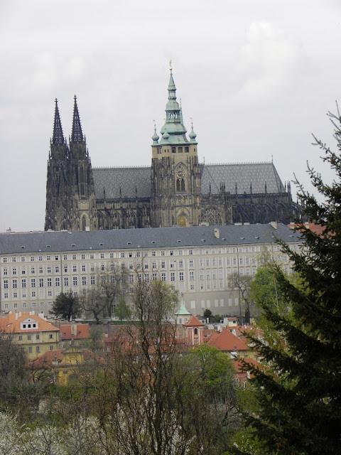 Petřin Hill Prague