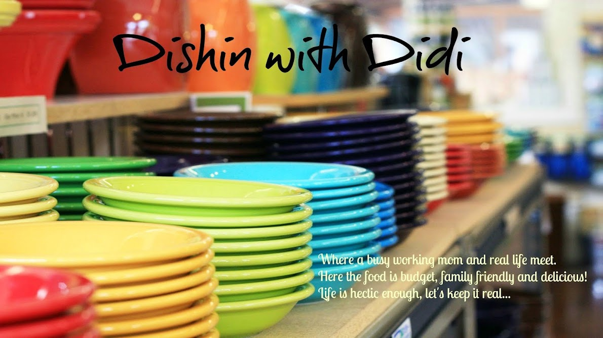 Dishin with Didi