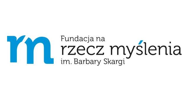 Logo Fundacji na Rzecz Myślenia im. Barbary Skargi