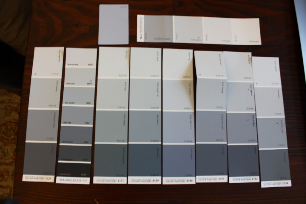 Shades Of Grey Paint Entrancing Of Shades of Blue Gray Paint Colors Photos