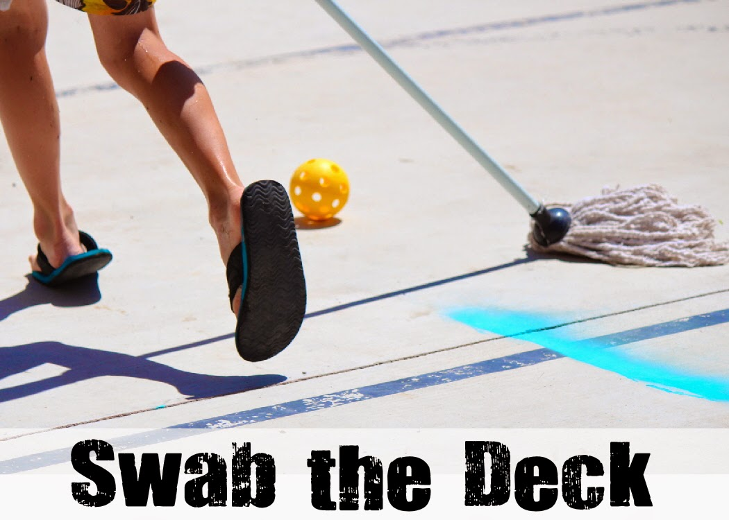 Swab Deck Swab The Deck