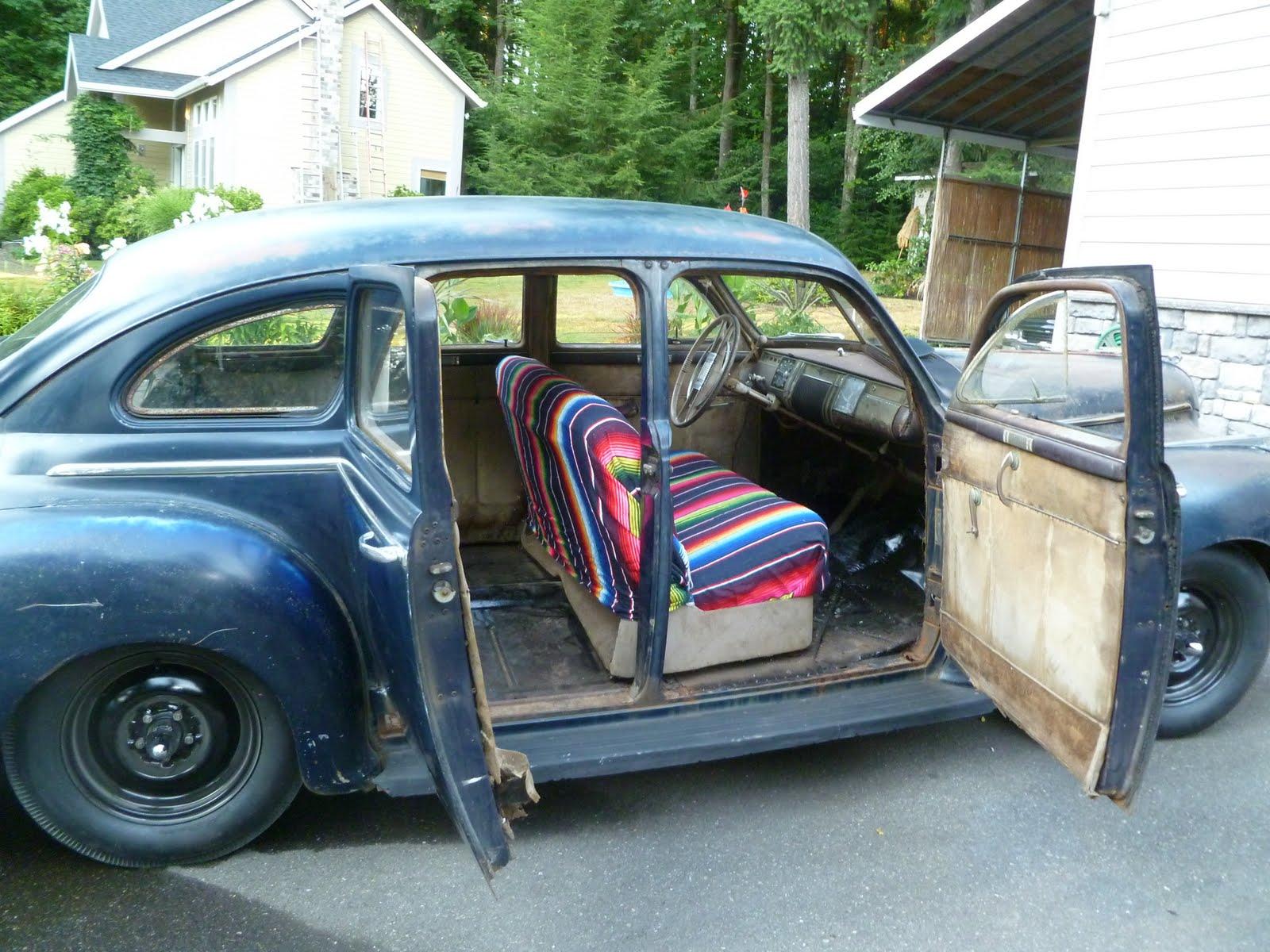 1941 Dodge Luxury Liner1941 Liner 2 Door Sedan Ebay Wiring Diagram Marshco