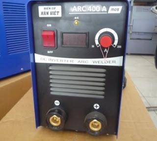 Hình ảnh máy hàn que Nam Hàn Việt ARC 400