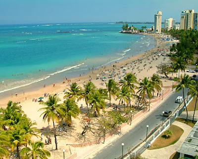 Puerto Rico playas