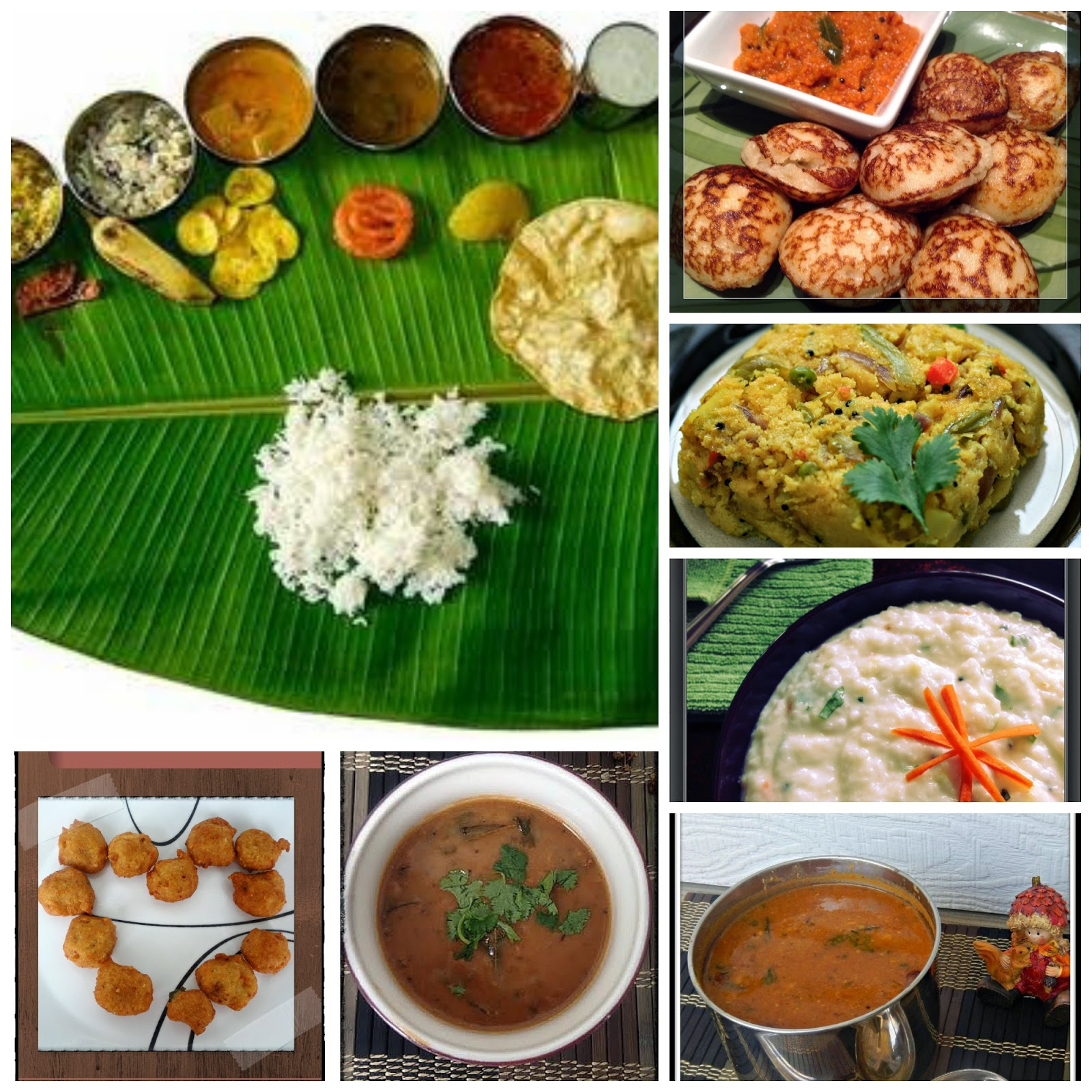 A Kaleidoscopic Dream : South Indian Tamil Kitchen #1