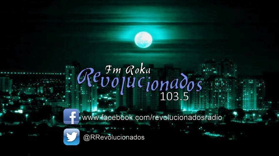 Revolucionados en la radio!