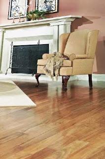 pavimento in legno in diagonale