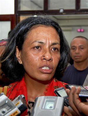 MINISTRA DA JUSTIÇA TIMORENSE CONDENADA A CINCO ANOS DE PRISÃO