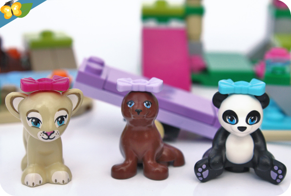 LEGO® Friends Animaux - Série 6