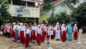 Jawara OSN Tingkat SD Kecamatan Adu Kemampuan Dalam Lomba Se-Kota Bogor