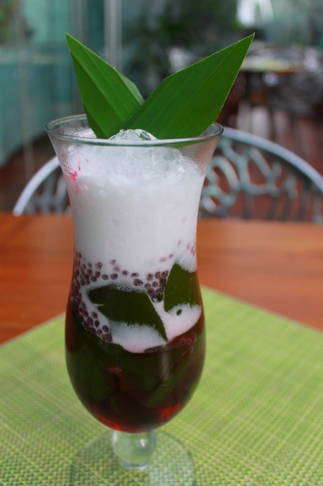 Resep Minuman Sederhana Untuk Buka Puasa: Es Cincau Hijau
