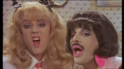 I Want To Break Free ♔
