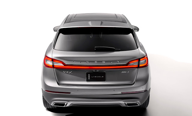 2016 Lincoln MKX www.simplysassystyle.com