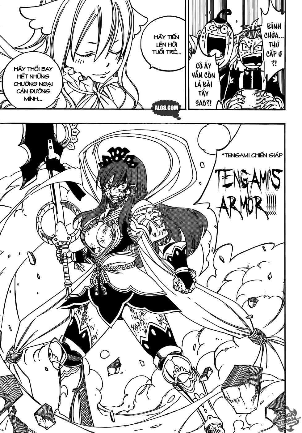 Fairy Tail chap 321 page 15 - IZTruyenTranh.com