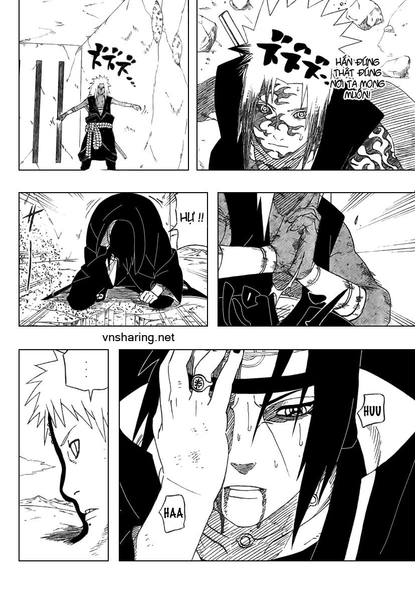 Naruto chap 390 Trang 9 - Mangak.info