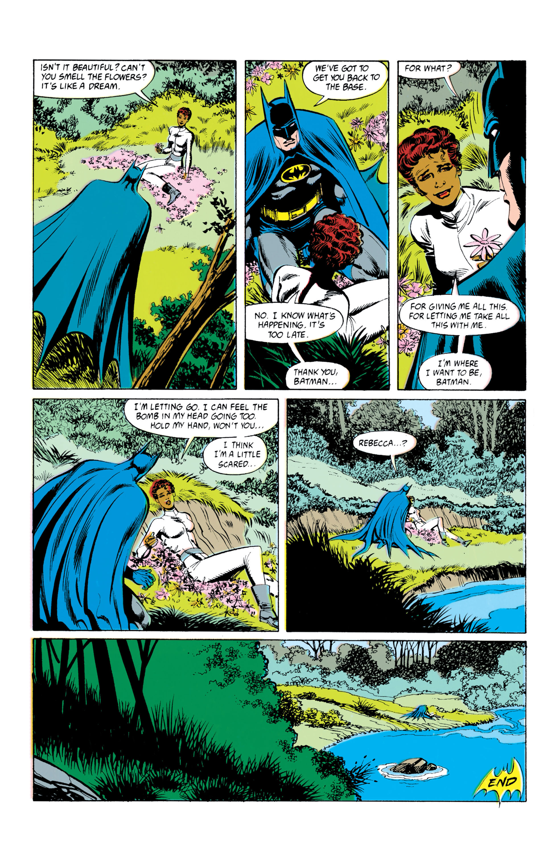 Detective Comics (1937) Issue #638 Page 23