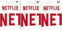 Carta regalo Netflix
